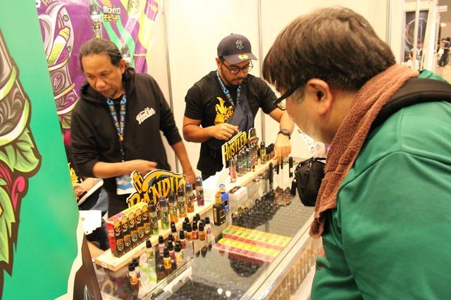 IMG 9109 thumb - 【イベント】 【イベント】VAPE EXPO JAPAN 2019 訪問ブース紹介レポート#05 NEWTAP/SHENZEN SKO/BANDITO JUICE/HILIQ/SAMURAI VAPORS/COEUS/Magical Flavour