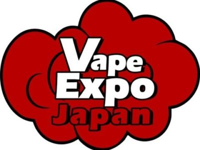 Vape Expo Japan LOGO 546x546 thumb 6 thumb2 thumb 3 400x300 - 【イベント】VAPE EXPO JAPAN 2019 訪問ブース紹介レポート#06 VAPMOR/REX Juice/ECOACO/SMY TECH/apollo/HUAYIXING TECHNOLOGY/DR.FROST/SHUNBAO/Gippro
