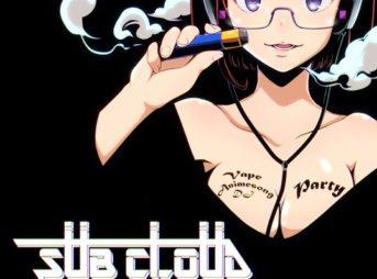 D8WjxC9U0AAX1Ot thumb 343x254 - 【イベント】「sub cloud Vol.2(サブクラ2)」アニソンxVAPEなクラブイベントが名古屋・栄Club JB's(ジェイビーズ)にて7月13日(土曜)開催!超有名VAPEショップDr.Vapor(ドクターベイパー)さんも出店するゾ!