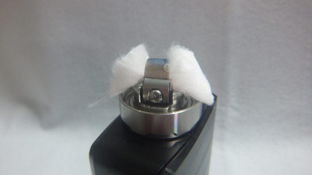 DSCF2226 1024x576 - 【レビュー】WOTOFO からPROFILE UNITY RTAが登場! メッシュコイルの爆煙アトマイザーPROFILE RDAの後継機!RTAになって使い勝手は良くなったのか?