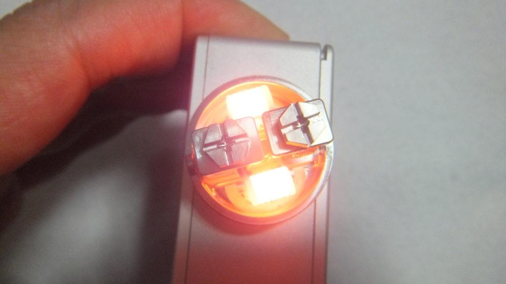 DSCF2295 1024x576 - 【レビュー】AUGVAPEから新しいアトマイザーOCCULA RDAが登場! シングルコイル・デュアルコイルのどちらにも対応するエアフローシステム採用! これも爆煙向けかな?