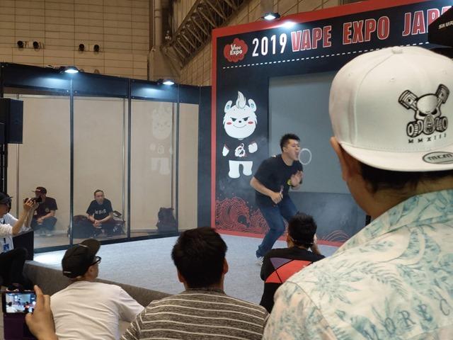 IMAG2977 thumb - 【イベント】VAPE EXPO JAPAN 2019レポート総集編#09 来年もVAPE EXPO JAPANでお会いしましょう!!【令和/VAPE EXPO JAPAN 2020】