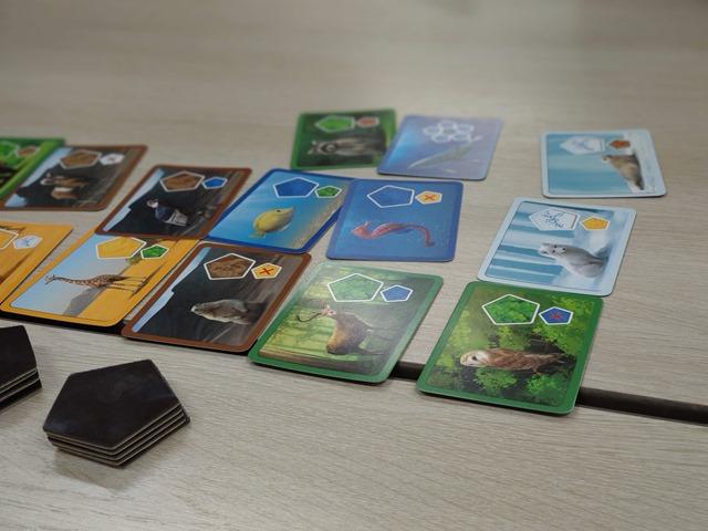 IMAG3653 thumb - 【訪問/レビュー】きなボド!(北名古屋市ボードゲーム会)で遊んできた「プラネット・メーカー」レビュー。【北名古屋市健康ドーム/ボドゲ/アナログゲーム】