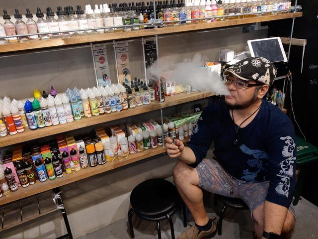 IMAG3706 thumb - 【訪問】DR.VAPOR(ドクターベイパー)さんにいるMK Lab クニさんと遊んできた@愛知県名古屋大須観音【ドクベ/VAPE/名古屋/大須/電子タバコ】
