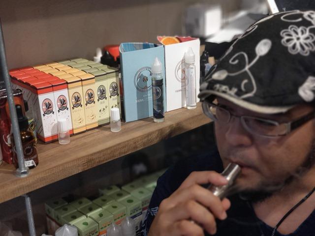 IMAG3711 thumb - 【訪問】DR.VAPOR(ドクターベイパー)さんにいるMK Lab クニさんと遊んできた@愛知県名古屋大須観音【ドクベ/VAPE/名古屋/大須/電子タバコ】