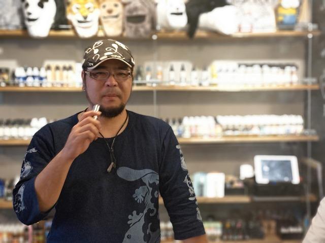 IMAG3719 thumb - 【訪問】DR.VAPOR(ドクターベイパー)さんにいるMK Lab クニさんと遊んできた@愛知県名古屋大須観音【ドクベ/VAPE/名古屋/大須/電子タバコ】