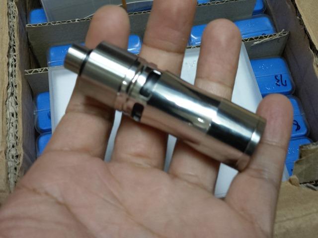 IMAG4094 thumb - 【新製品】数量限定!18350超コンパクトなメカニカルMOD「open sight MOD(オープンサイトモッド)」発売中!18350バッテリー2個セット(別売)購入でお得なケース付き【One Case/ワンケース/Mechanical Mod】