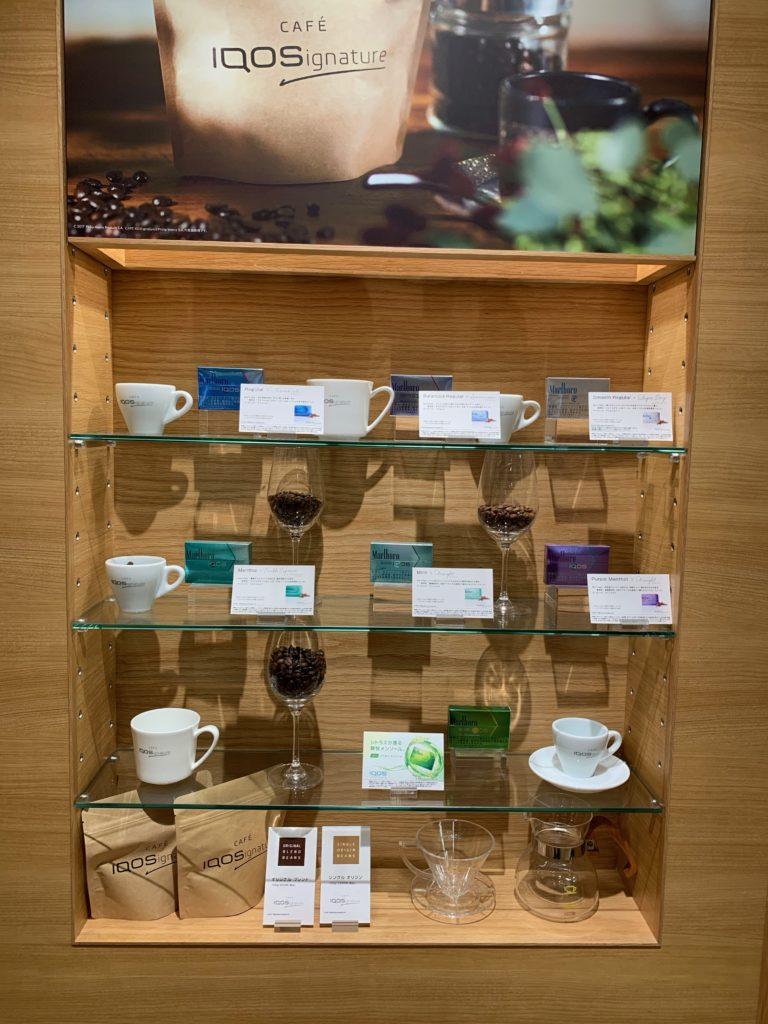 IMG 0371 768x1024 - 【訪問】IQOSカフェで、IQOSカルチャーに飛び込もう!IQOSカフェ「カフェアイコス・イグネーチャー」体験レポート【アイコス/加熱式タバコ/店舗】