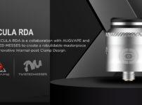 OCCULA RDA01 202x150 - 【レビュー】AUGVAPEから新しいアトマイザーOCCULA RDAが登場! シングルコイル・デュアルコイルのどちらにも対応するエアフローシステム採用! これも爆煙向けかな?