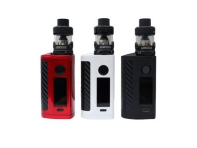 asmodus minikin 3s 200w tc kit with viento tank thumb 400x300 - 【海外】「ASMODUS Minikin V2 180W Touch Screen TC Box Mod」「ASMODUS Minikin 3S 200W TC Kit with Viento Tank」「ASMODUS Minikin V3 Touch Screen 200W Box Mod」ほか