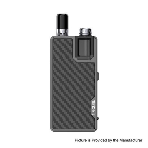 authentic vapecige nano 40w 950mah pod system starter kit gun metal 2ml thumb - 【海外】「Vaperz Cloud Stormbreaker Box Mod」「Vandy Vape Swell 188W VW Variable Wattage Box Mod + Tank Waterproof Kit -」「Omaoo HD01 300mAh VV Pod System Starter Kit」「VapeCige Nano 40W 950mAh Pod」