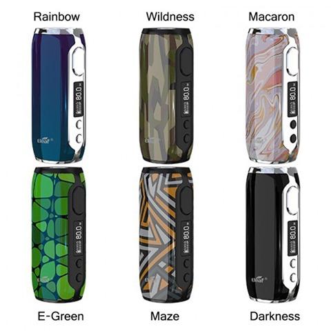 "eleaf istick rim box mod 2 thumb - 【海外】「Lenovo Z6 Pro 6.39"" AMOLED Octa-Core LTE Smartphone (128GB/US)」「Eleaf iStick Rim Box Mod 3000mah」「Vapefly Galaxies MTL Starter Kit 1400mah」「Profile Unity RTA」「Lost Vape Lyra 1000mAh 20W Pod System Starter Kit」「Suorin Air Plus 930mAh 22W Pod System Starter Kit」"