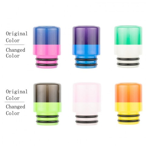 reewape as229w resin color changeable 510 drip tip thumb - 【海外/ボドゲ】「はぁって言うゲーム2」「EHPRO Cold Steel 200」「VapeCige Nano 40W」「Vapor Storm Trip Suitcase TC Kit 200W」