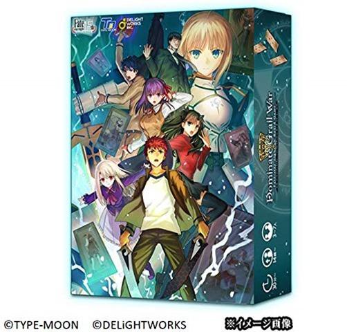 51AkiLJqOL thumb - 【海外/ボドゲ】「Wismec Reuleaux Tinker2 200W」「GUNDAM THE GAME -機動戦士ガンダム:哀・戦士編-」「ルート 完全日本語版」「デルヴ 完全日本語版」「Dominate Grail War -Fate/stay night on Board Game-」
