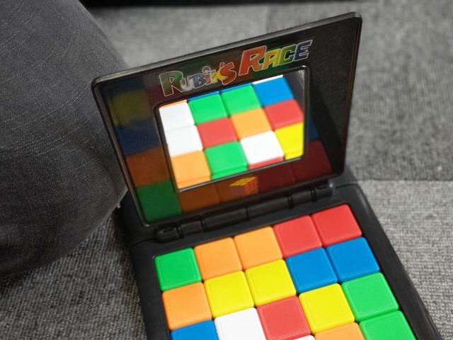 IMAG5536 thumb - 【訪問】ルービックキューブみたいなスライド対戦パズルボードゲーム「Rubik's Race(ルービックスレース)」で遊ぶ@名古屋One Case(ワンケース)訪問レポート