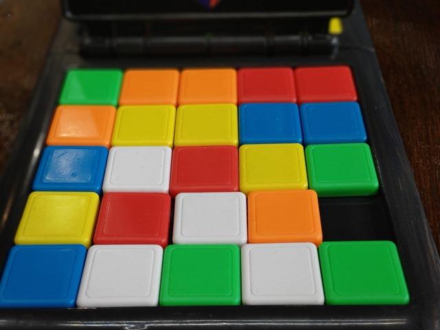 IMAG5539 thumb - 【訪問】ルービックキューブみたいなスライド対戦パズルボードゲーム「Rubik's Race(ルービックスレース)」で遊ぶ@名古屋One Case(ワンケース)訪問レポート
