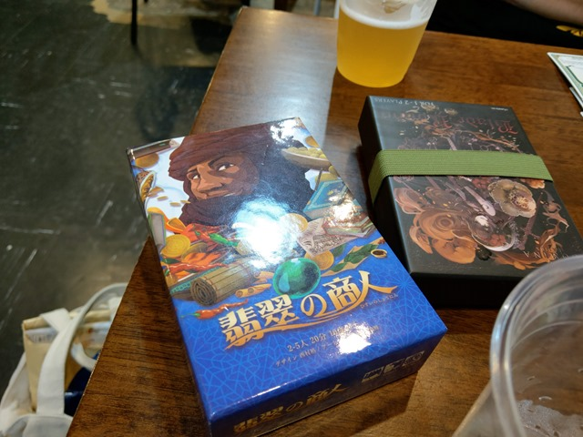 IMAG5609 thumb - 【訪問/レビュー】静岡駅近く!ボードゲームカフェ「game cafe BINGO」で「桜降る代に決闘を」体験会させてもらってきた!【ボードゲーム/グルメ】