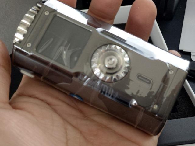 IMAG6107 thumb - 【レビュー】「YIHI SXMINI T CLASS SX580J 200W BOX MOD」レビュー。USB Type-C搭載中華ハイエンドマスプロMODはどこに向かうのか!?【ハンドスピナー付き/電子タバコ/フルカラー液晶/ジョグスティック】