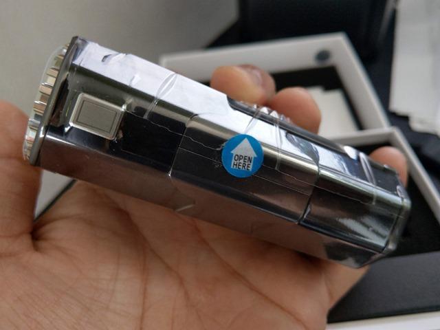 IMAG6110 thumb - 【レビュー】「YIHI SXMINI T CLASS SX580J 200W BOX MOD」レビュー。USB Type-C搭載中華ハイエンドマスプロMODはどこに向かうのか!?【ハンドスピナー付き/電子タバコ/フルカラー液晶/ジョグスティック】