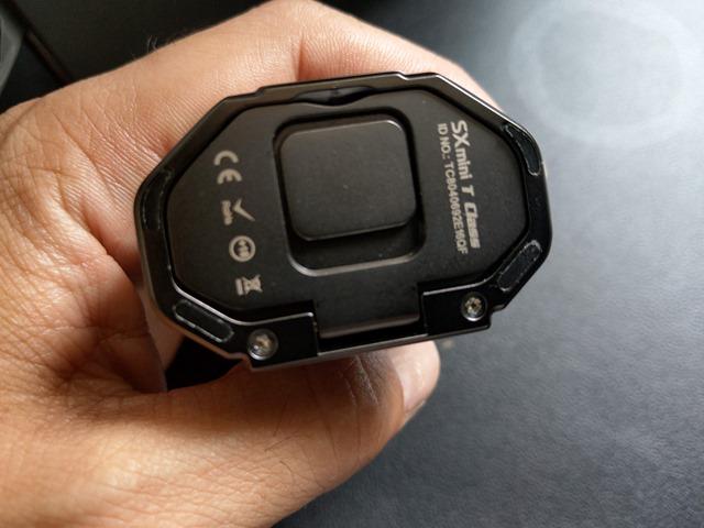 IMAG6112 thumb - 【レビュー】「YIHI SXMINI T CLASS SX580J 200W BOX MOD」レビュー。USB Type-C搭載中華ハイエンドマスプロMODはどこに向かうのか!?【ハンドスピナー付き/電子タバコ/フルカラー液晶/ジョグスティック】