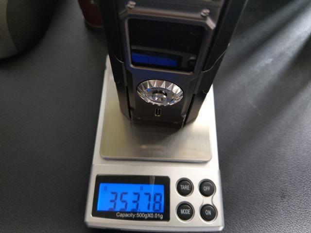 IMAG6119 thumb - 【レビュー】「YIHI SXMINI T CLASS SX580J 200W BOX MOD」レビュー。USB Type-C搭載中華ハイエンドマスプロMODはどこに向かうのか!?【ハンドスピナー付き/電子タバコ/フルカラー液晶/ジョグスティック】