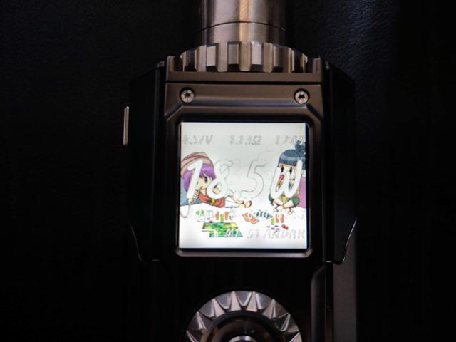 IMAG6123 thumb - 【レビュー】「YIHI SXMINI T CLASS SX580J 200W BOX MOD」レビュー。USB Type-C搭載中華ハイエンドマスプロMODはどこに向かうのか!?【ハンドスピナー付き/電子タバコ/フルカラー液晶/ジョグスティック】