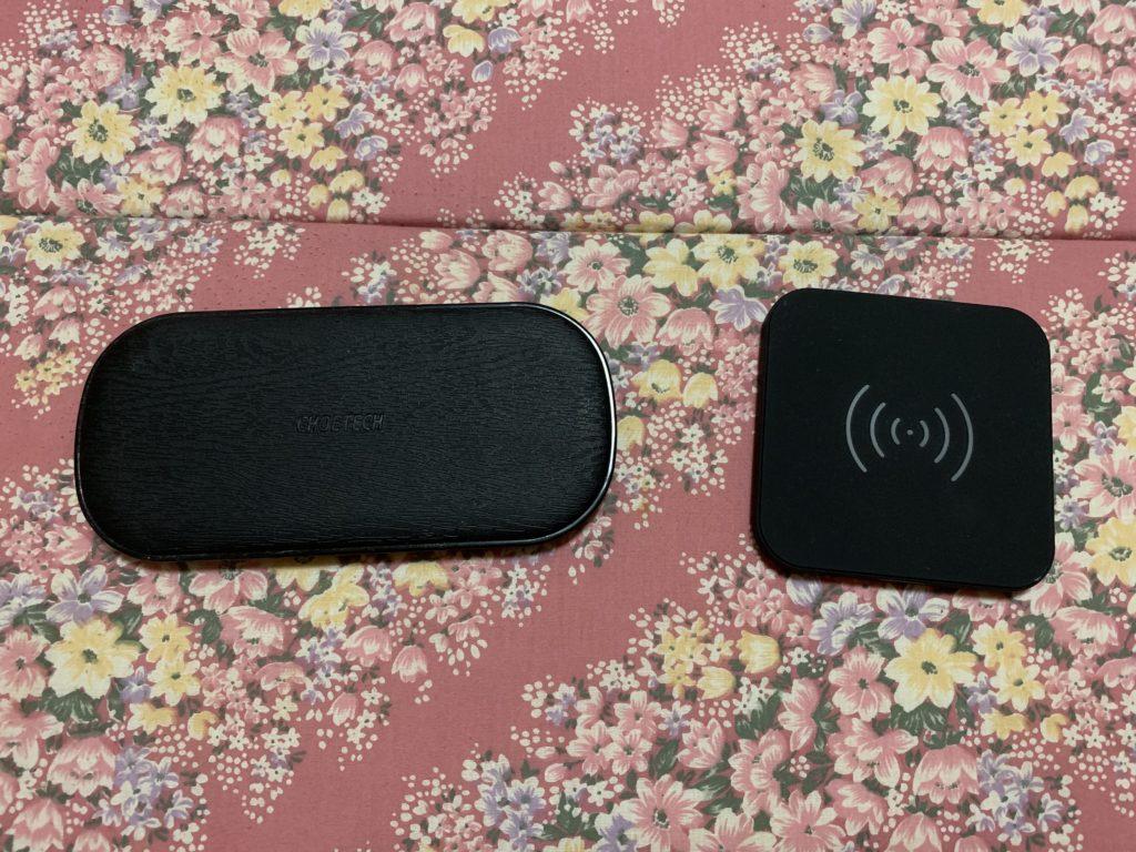 IMG 0750 1024x768 - 【レビュー】CHOETECHのワイヤレス充電器とかを使ってみたよレビュー。これ、すごく良いんだ。5つのコイル/スマートフォン2台同時充電可能!【Qi認証済み/iPhone X/XS/XS Max/XR/8/8 Plus/Samsung Galaxy S10/S9/S9 Plus/S8/S8 Plus/Nexus 4/5/6】