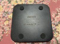 IMG 0756 202x150 - 【レビュー】CHOETECHのワイヤレス充電器とかを使ってみたよレビュー。これ、すごく良いんだ。5つのコイル/スマートフォン2台同時充電可能!【Qi認証済み/iPhone X/XS/XS Max/XR/8/8 Plus/Samsung Galaxy S10/S9/S9 Plus/S8/S8 Plus/Nexus 4/5/6】