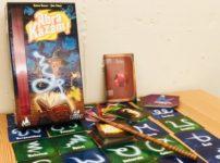 IMG 2446 1 202x150 - 【ボドゲ】「アブラカザーム! 日本語版 (Abra Kazam!)」「コリントス 日本語版 (Corinth)」「アンロック! ヒロイックアドベンチャー 日本語版 (Unlock! Heroic Adventures)」「ブラッディ・イン 日本語版 (Bloody Inn)」