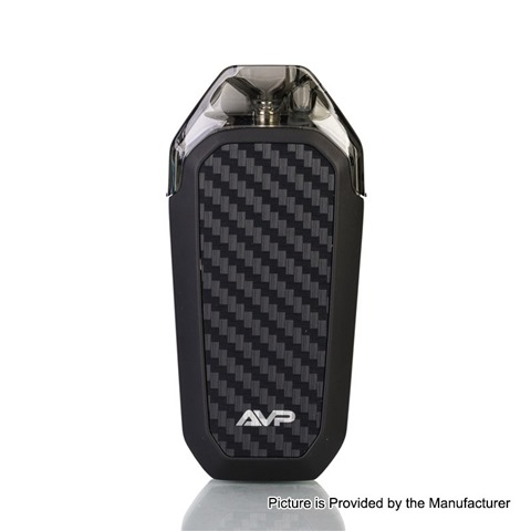 authentic aspire avp 12w 700mah all in one pod system starter kit black 2ml 12ohm thumb - 【海外】「Eleaf iJust Mini 25W 1100mAh」「Aspire AVP 12W 700mAh All-in-one Pod System Starter Kit」「Baseus Magnetic Micro-USB to USB 2.0 Data & Charging Cable (200cm)」「OnePlus 7 Pro 6.67 Inch 8GB 256GB」