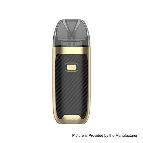 authentic geekvape bident pod system starter kit gold carbon fiber 35ml 08ohm thumb - 【海外/ボドゲ】「クトゥルフキッチン ~冒涜的な宴~」「トランスアメリカ&ジャパン」「GeekVape Bident Pod System Starter Kit」「Geekvape Zeus Sub ohm Tank」