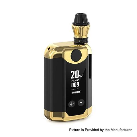 authentic kangvape th 420 v box cbd 800mah battery vw mod 05ml atomizer kit gold black 120w thumb - 【海外/ボドゲ】「クトゥルフキッチン ~冒涜的な宴~」「トランスアメリカ&ジャパン」「GeekVape Bident Pod System Starter Kit」「Geekvape Zeus Sub ohm Tank」