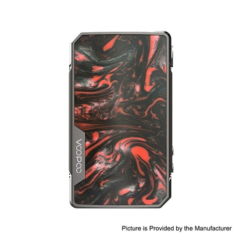 authentic voopoo drag 2 platinum 177w tc vw variable wattage box mod scarlet 5177w 100315 c 200600 f 2 x 18650 thumb - 【海外/ボドゲ】「ミスカトニック大学:禁断の蔵書 完全日本語版」「VOOPOO DRAG 2 Platinum 177W TC VW Variable Wattage Box Mod」「Vapcell U2 2A USB Smart Charger」