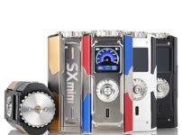 yihi sxmini t class sx580j 200w box mod all colors thumb 202x150 - 【レビュー】「YIHI SXMINI T CLASS SX580J 200W BOX MOD」レビュー。USB Type-C搭載中華ハイエンドマスプロMODはどこに向かうのか!?【ハンドスピナー付き/電子タバコ/フルカラー液晶/ジョグスティック】
