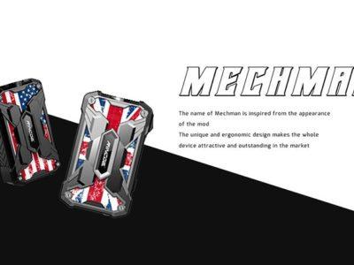 66c19942ab4ba346fdb64ccc04cde373 1 400x300 - 【レビュー】RINCOE MECHMAN 228W MOD ちょっと重いけど、派手なデザインのいかついデュアルバッテリーモッドの紹介です!