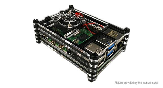 9706662 1 thumb - 【海外】「YiHi SXmini X Class 200W Box Mod」「SMOK RPM40 Pod Mod Kit 1500mah」「Yachtvape Meshlock RDA 24mm」