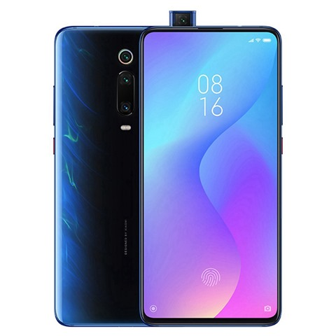 Global Version Xiaomi Mi 9T Pro 6 39 Inch 6GB 128GB Smartphone Blue 874437 thumb - 【海外】「GeekVape Bident 950mAh VV Pod System Starter Kit」「Aspire Cleito Shot Disposable Tank」「Aspire Breeze NXT AIO Starter Kit 1000mah」