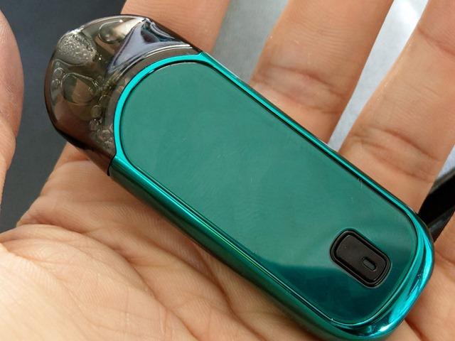 IMAG6903 thumb - 【レビュー】Joyetech TEROS ONEスターターキットレビュー、吸うだけでパフできるUSB Type-C充電つきの簡単ポッドシステム!【ジョイテック/電子タバコ/ポッド】