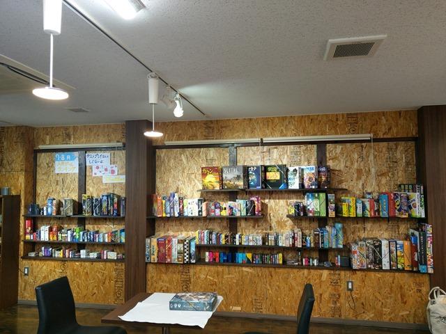 IMAG6916 thumb - 【訪問】「Sonnen Spiele(ゾンネシュピール)」カフェスタイルの天白ボードゲームカフェに行ってきた!オシャレで広い店内でくつろぎボードゲーム!【愛知県名古屋市天白区/Board Game】