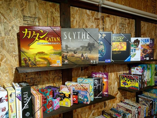 IMAG6937 thumb - 【訪問】「Sonnen Spiele(ゾンネシュピール)」カフェスタイルの天白ボードゲームカフェに行ってきた!オシャレで広い店内でくつろぎボードゲーム!【愛知県名古屋市天白区/Board Game】