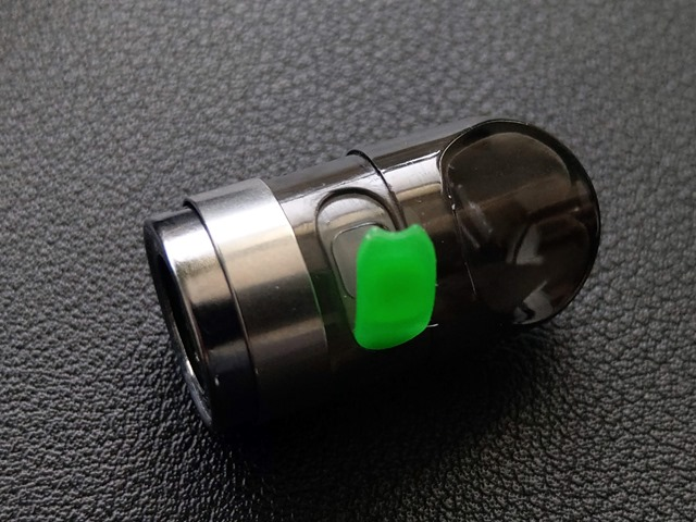IMAG7225 thumb - 【レビュー】E-BOSS VAPE GT VAPE Kitレビュー!POD型コンパクトなスターターキット。吸えば自動でミスト湧く!リアタバ代わりにどうですか?