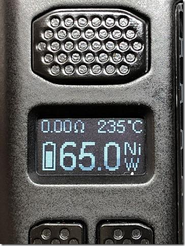IMG 2987 thumb - 【レビュー】②WISMEC LUXOTIC SURFACE HORICK TV MODEL(ウィズメック ルクソティック ホリックTV モデル) レビュー~限定500台の高性能極小テクニカルスコンカー登場・使ってみた編(ΦдΦ)~