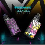LUXOTIC SURFACE 01 thumb 1 150x150 - 【MOD】「Joyetech eGo AIO D22 XLバージョン」【スターターキット】「Wismec Motiv AIOキット」