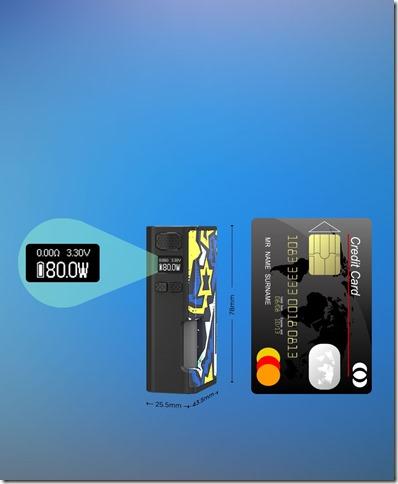 LUXOTIC SURFACE 08 thumb 1 - 【レビュー】②WISMEC LUXOTIC SURFACE HORICK TV MODEL(ウィズメック ルクソティック ホリックTV モデル) レビュー~限定500台の高性能極小テクニカルスコンカー登場・使ってみた編(ΦдΦ)~