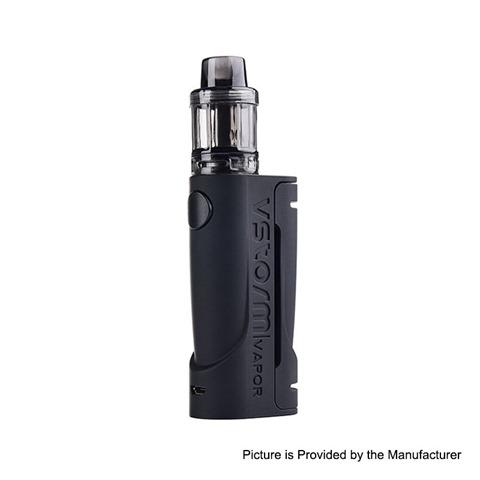 authentic vapor storm eco 90w mod d11 disposable tank starter kit black 35ml 015ohm 1 x 18650 thumb - 【海外】「YiHi SXmini X Class 200W Box Mod」「SMOK RPM40 Pod Mod Kit 1500mah」「Yachtvape Meshlock RDA 24mm」