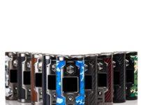 yihi sxmini g class sx550j 200w box mod kevlar classic camo edition thumb 202x150 - 【レビュー】YiHi SX Mini G Class(SX550Jチップ)カモフラカラーレビュー。イーハイハイエンドチップ&軽量のデュアルバッテリーMOD!!【USB Type-C/電子タバコ/VAPE】