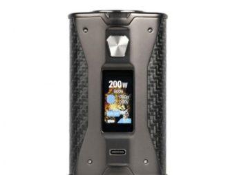 yihi sxmini x class 200w box mod 5 thumb 343x254 - 【海外】「YiHi SXmini X Class 200W Box Mod」「SMOK RPM40 Pod Mod Kit 1500mah」「Yachtvape Meshlock RDA 24mm」