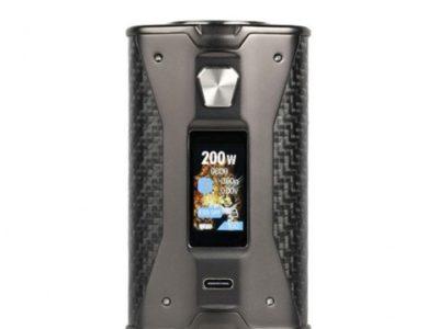 yihi sxmini x class 200w box mod 5 thumb 400x300 - 【海外】「YiHi SXmini X Class 200W Box Mod」「SMOK RPM40 Pod Mod Kit 1500mah」「Yachtvape Meshlock RDA 24mm」