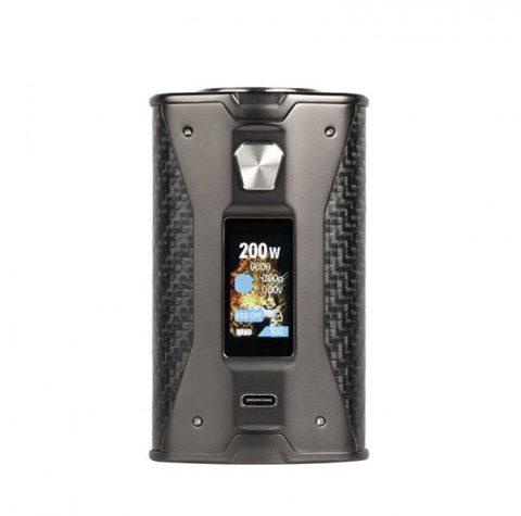yihi sxmini x class 200w box mod 5 thumb 480x475 - 【海外】「YiHi SXmini X Class 200W Box Mod」「SMOK RPM40 Pod Mod Kit 1500mah」「Yachtvape Meshlock RDA 24mm」