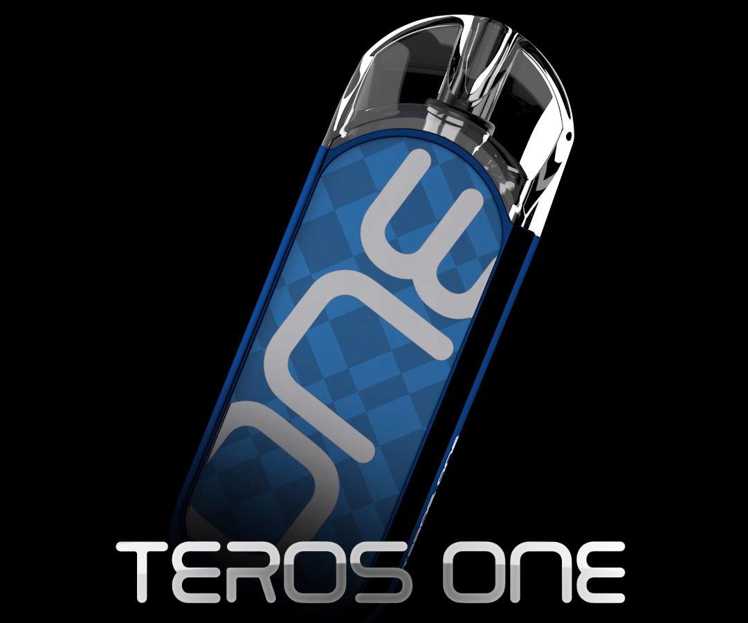 2 - 【レビュー】新たなポッドデバイス『Joyetech TEROS ONE(ジョイテック テロス ワン)』 前機種TEROS(テロス)からどれほど進化しているのか?期待通りなのか、それとも?!